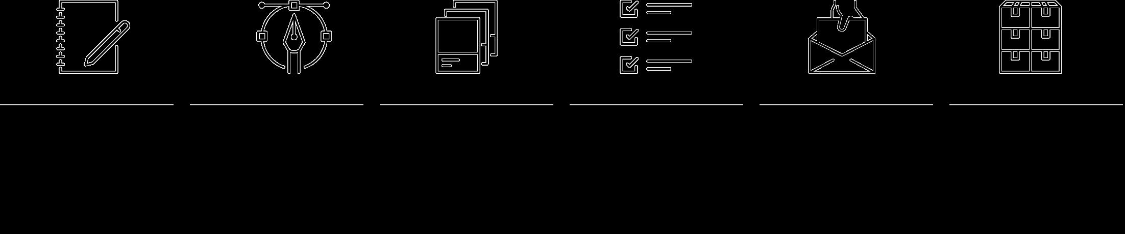 企画立案/仕様設計 ・各種発送媒体のコスト削減 ・各種広告媒体提案 ・同梱発送提案 制作・編集・チラシ/封筒デザイン ・各種広告デザイン 印刷・ダイレクトメール印刷 ・紙封筒/PP封筒/別製封筒印刷 ・チラシ印刷 等 データ加工 ・データ入力/加工/集計 作業・発送・ラベル出力/貼付/封入/区分 ・ダイレクトメール発送 保管・封筒/資材などの保管 ・パレット・コンビラック保管